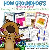 How Groundhog's Garden Grew Supplemental Activities