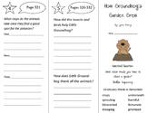 How Groundhog's Garden Grew Trifold - Journeys 2nd Grade Unit 5 Week 5