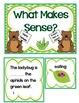 How Groundhog's Garden Grew- 7 Literacy Centers-Common Core Aligned
