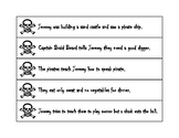 How I Became A Pirate Sequencing Activity