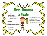 How I Became A Pirate, Speech/Language Narrative Unit, Speech Therapy