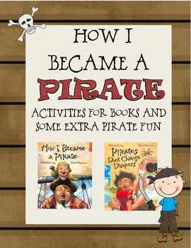 How I Became a Pirate Activities