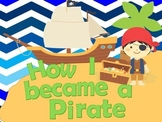How I Became a Pirate Activity Pack