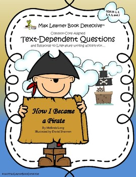 How I Became a Pirate: Text-Dependent Questions and Writing Activity