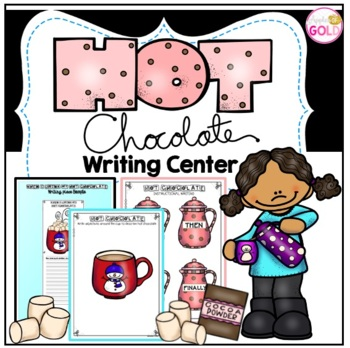 When I Drink My Hot Chocolate- Writing Center