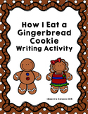How I Eat a Gingerbread Cookie