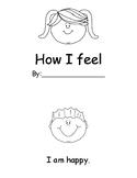How I Feel Easy Reader