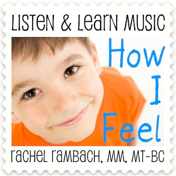 How I Feel: Educational Song (MP3 + Instrumental Track + Lyrics)