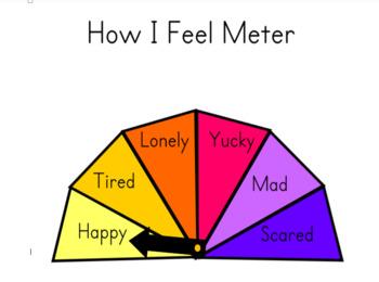 How I Feel Meter