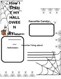 How I Spent My Halloween