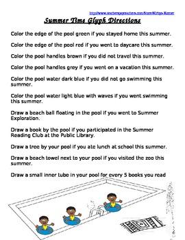 How I Spent My Summer Pool Glyph Activity