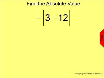 How I Teach Absolute Value