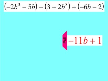 How I Teach Adding and Subtracting Polynomials
