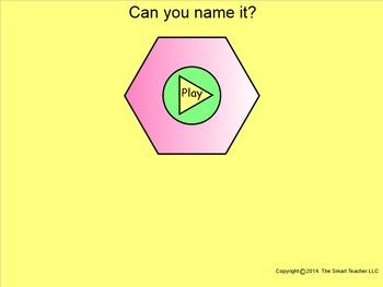 How I Teach Classifying 2D Shapes