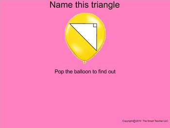 How I Teach Classifying Triangles