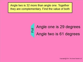How I Teach Complementary Angles