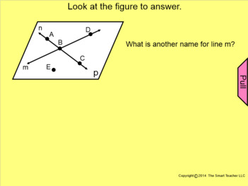 How I Teach Defined Terms (Geometry)