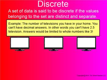 How I Teach Discrete or Continuous Graphs