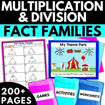 Division Using Fact Families