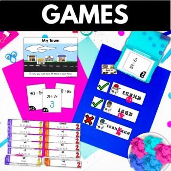Division Using Skip Counting