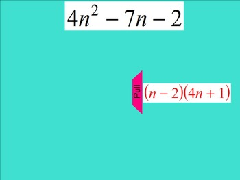 How I Teach Factoring Trinomials (Leading Coefficient is Greater Than One)