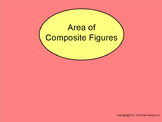How I Teach Finding Area of Composite Figures