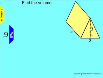 How I Teach Finding Volume of 3D Shapes