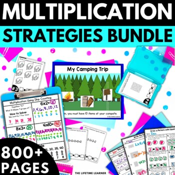 multiplication worksheets with arrays teaching resources  teachers  multiplication worksheets games activities