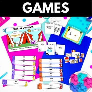 Multiplication Using Skip Counting - Multiplication Activities
