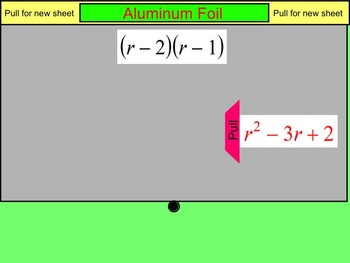 How I Teach Multiplying Binomials (Foil)