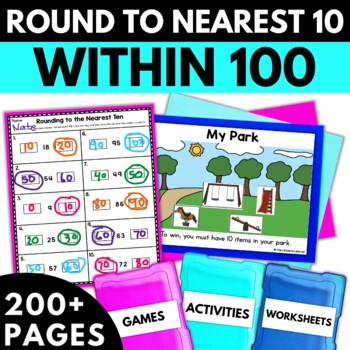 Rounding to the Nearest Ten (Numbers Within 100)
