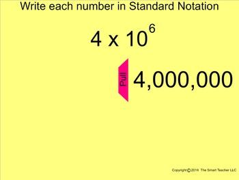 How I Teach Scientific Notation Part 1