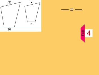 How I Teach Similar Figures