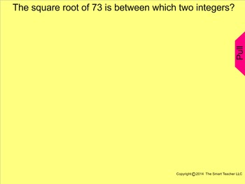 How I Teach Square Roots