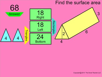 How I Teach Surface Area of Triangular Prisms