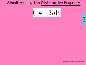 How I Teach Using the Distributive Property
