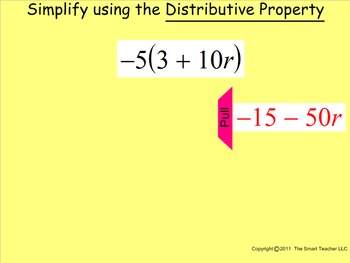 How I Teach Using the Distributive Property