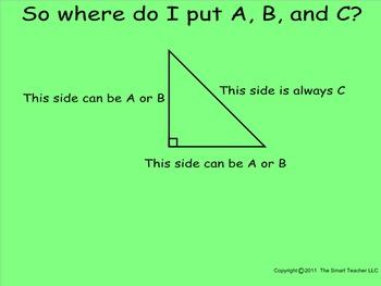 How I Teach Using the Pythagorean Theorem