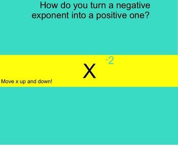How I Teach Zero and Negative Exponents