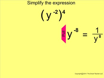 How I Teach the Power Rule of Exponents