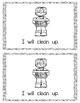 How I Will Behave in School - Emergent Reader & Teacher Read Aloud