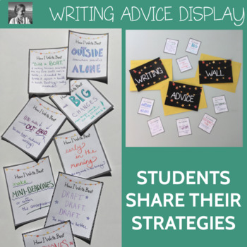 How I Write: A Student Display Project