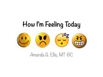 How I'm Feeling Today