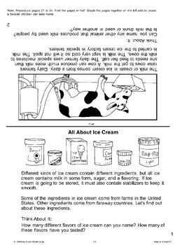 How Is It Made? Ice Cream