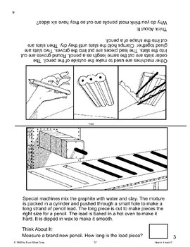 How Is It Made? Pencils