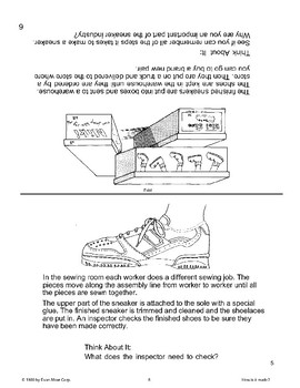 How Is It Made? Sneakers