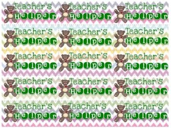 How Is Our Bear ~ Havior? A Positive Classroom Behavior Management System