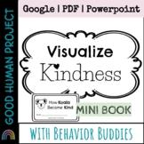 Visualize Kindness | Mini Book | Teach Kindness | Behavioral Visualization | CBT