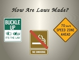 How Laws are Made