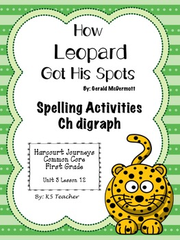 How Leopard Got HIs Spots- Spelling
